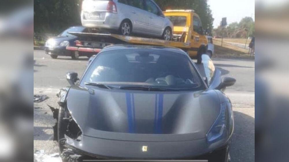 Estado da Ferrari de Arthur