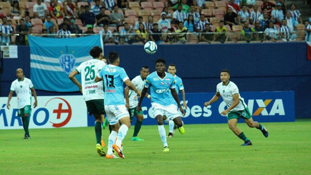 Paysandu tem chance de manter bom aproveitamento contra amazonenses na Copa Verde