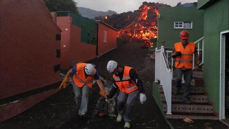 Cinco mil pessoas já foram evacuadas da região