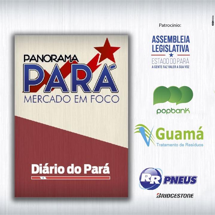 Imagem ilustrativa do podcast: Dolcast estreia série Panorama Pará - Mercado em Foco