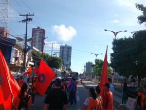 Veja imagens dos protestos no Pará