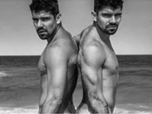 Veja imagens de Diego e Tiago Homci