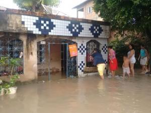 Alagamentos castigam Belém e interior do Pará