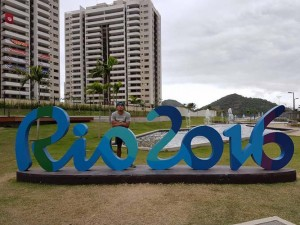 Paraense vive os primeiros dias na Vila Olímpica