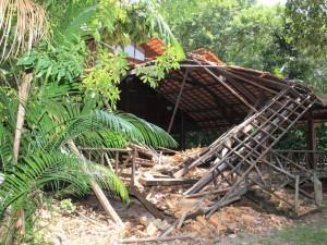 Parque Ecológico está abandonado