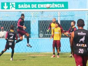 Paysandu realiza treino recreativo nesta sexta-feira (26)
