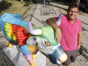 Cow Parade celebra Belém 400 anos