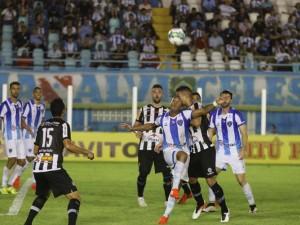 Paysandu cai dentro de casa na 22ª rodada da Série B