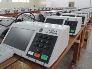 Justiça Eleitoral prepara urnas para Eleições