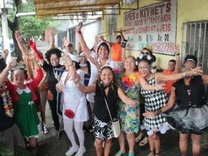 Pré-Carnaval anima ruas de Belém