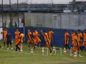 Clube do Remo realiza treino físico nesta terça