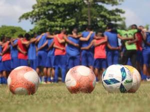 Com estreia marcada, Vila Rica não descuida dos treinos
