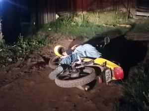 Mototaxista é assassinado em Águas Lindas