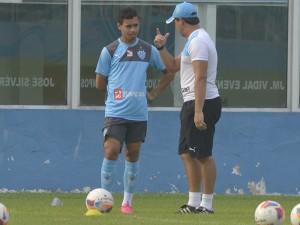 Paysandu volta aos treinos para última partida