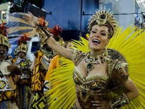 Veja as rainhas de bateria das escolas do Rio