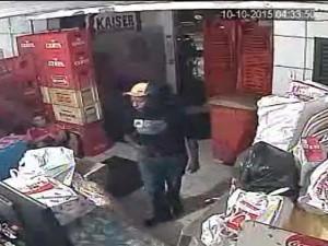 Dupla leva R$ 5 mil de bar no bairro do Marco