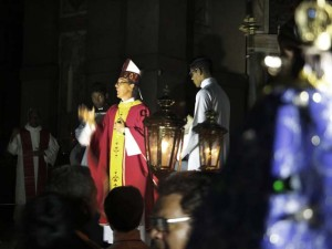 Missa Mandato é celebrada por arcebispo de Belém