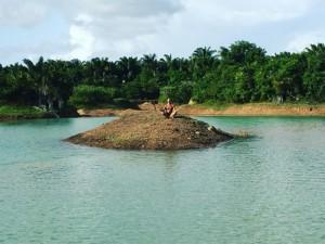Jonathan Haagensen se encanta com as belezas do Pará