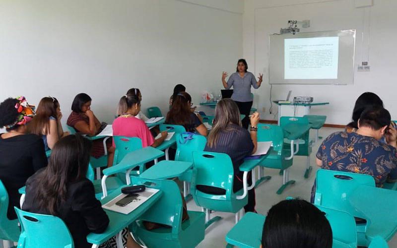 Curso 4 00532577 0  - UFRA: 430 professores se formam em atendimento especializado para atender pessoas com Autismo