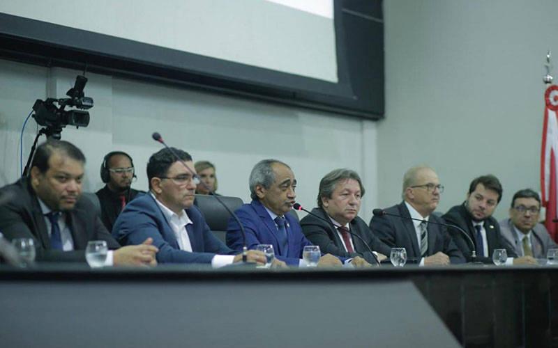 deputados 00532575 0  - Alepa debate fortalecimento do setor florestal e madeireiro no Pará