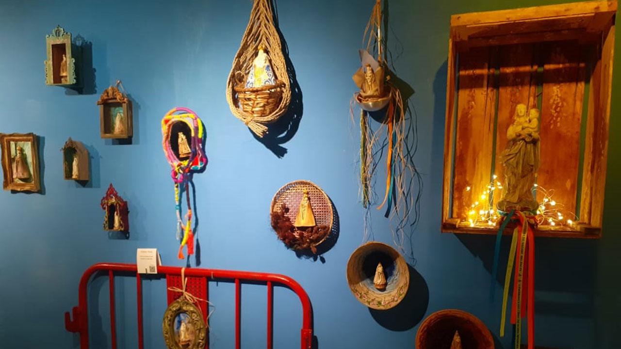 Exposição Olhares sobre Nossa Senhora de Nazaré