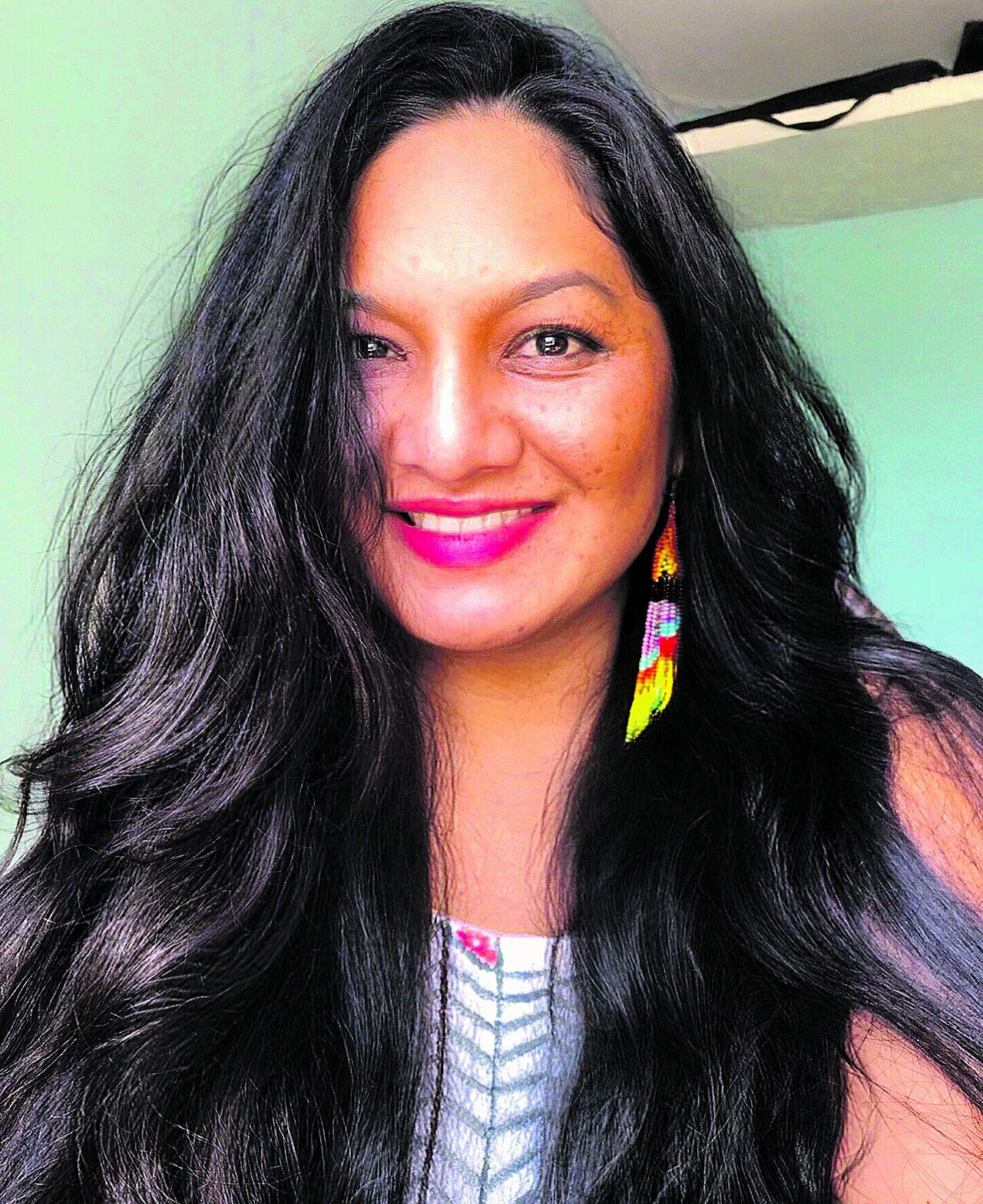 """Graciela Guarani concorre no Festival """"As Amazonas do Cinema"""", dentro do """"Amazônia Doc"""", com o curta """"Opará - Morada dos Ancestrais"""" e ministra hoje oficina on-line"""