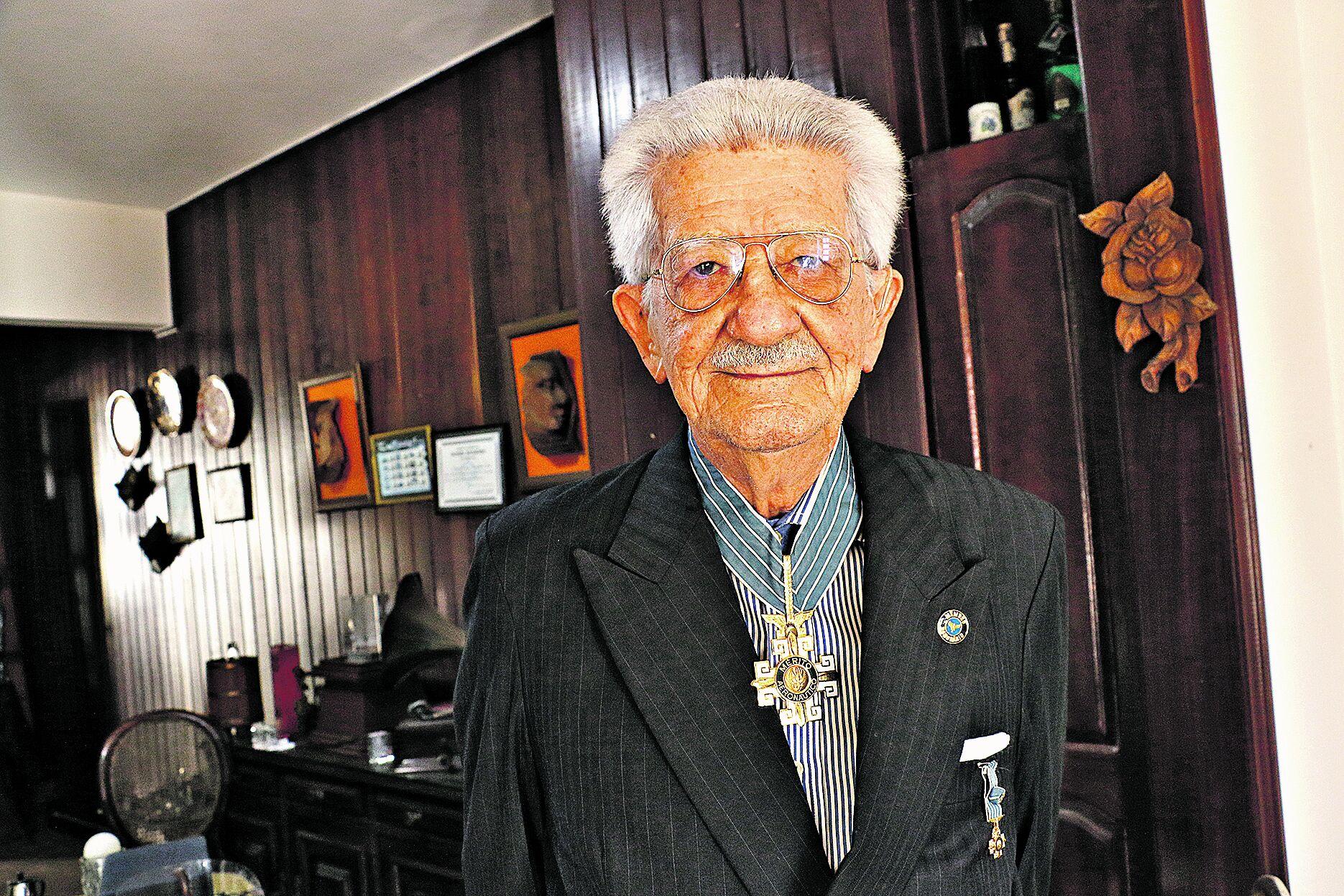 Bisneto de Júlio Cezar, Eurico Bentes Costa