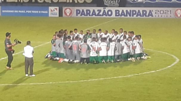 Tuna despachou o Remo nos pênaltis e vai encarar o Paysandu na final do Campeonato Paraense.