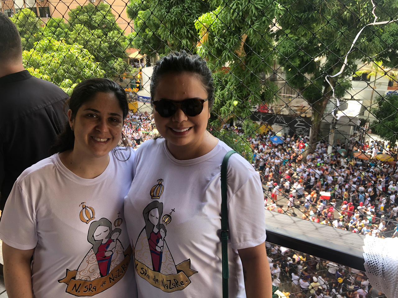 Lara e Camila