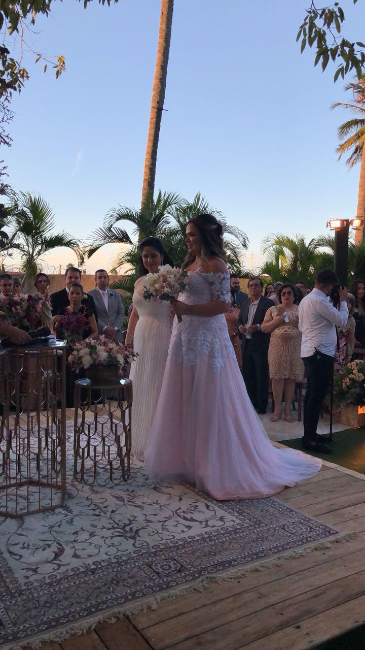Casamento de Lara e Camila