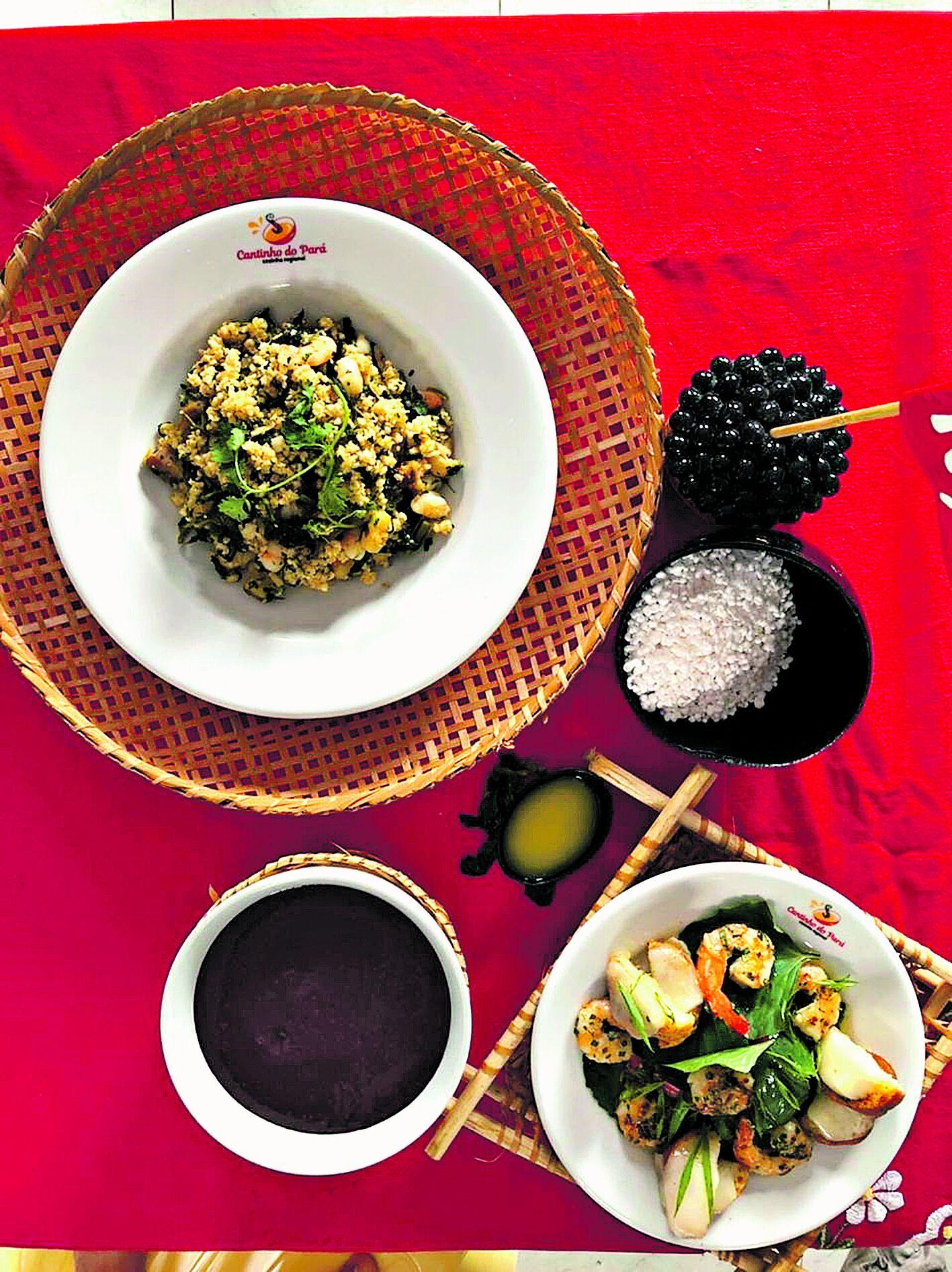 O Cantinho do Pará reinventou o prato principal para participar do festival e o público adorou