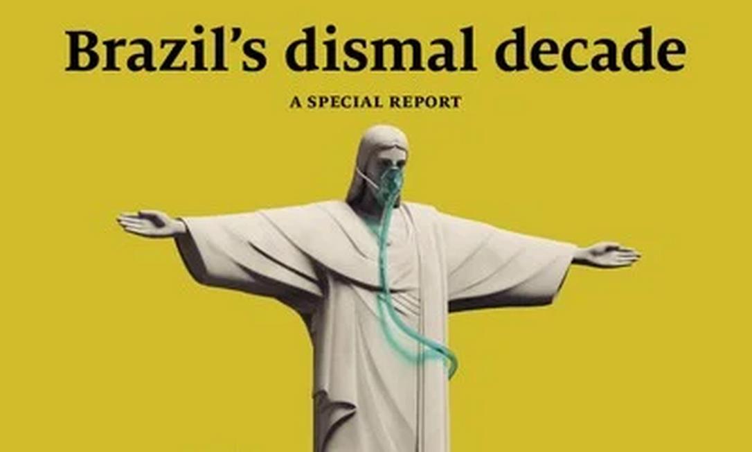 """Reportagem fala em """"década sombria"""" no Brasil"""