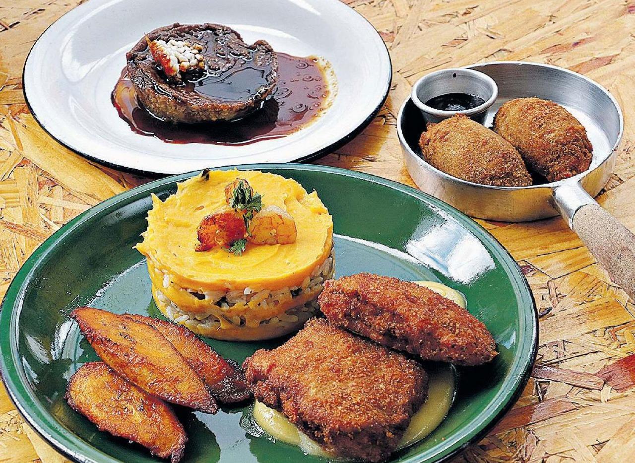 Estrela Azul: entrada, prato principal e sobremesa pagando apenas R$ 59,90.