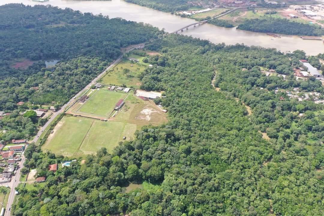 Complexo do Mamazão poderá ser o local do novo CT do Remo.