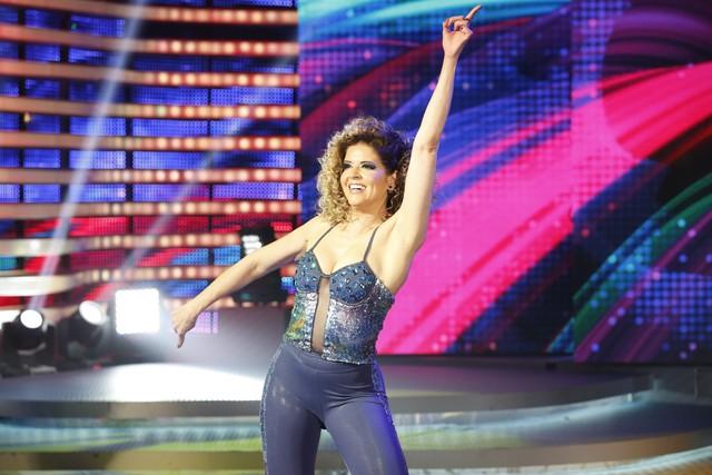 Mariana Santos foi a 3ª colocada em 2015