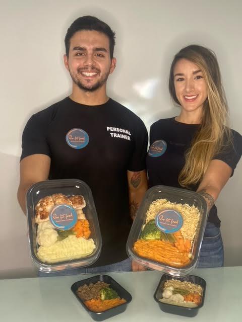 Renan resoveu ajudar pessoas que têm dificuldades em conseguir os alimentos