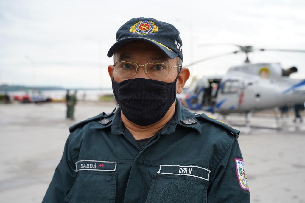 """Coronel Sabbá: """"Nossas ações serão preventivas """""""