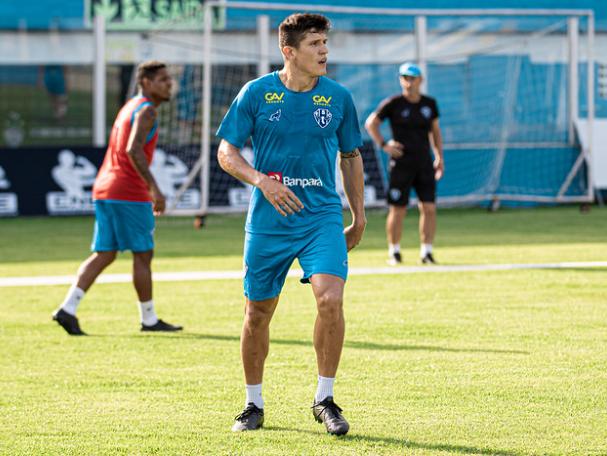 Zagueiro deve ser opção para Roberto Fonseca contra a Jacuipense.