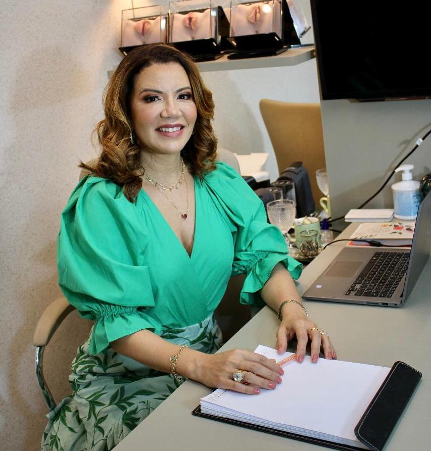 Ginecologista Dra. Ronísie Lopes