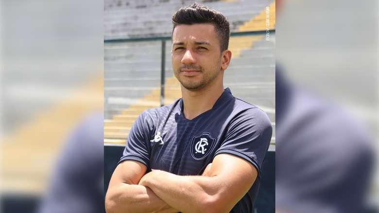 Depois de jogar no CLube do Remo no 1º semestre, meia Renan Oliveira poderá ser anunciado pelo Santa Cruz