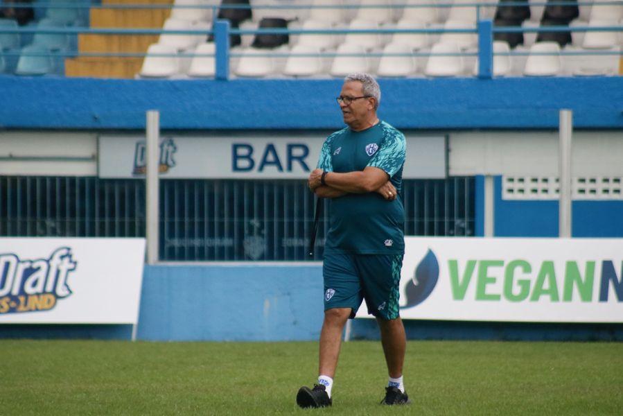 Paysandu se reapresenta após empate com Juventude