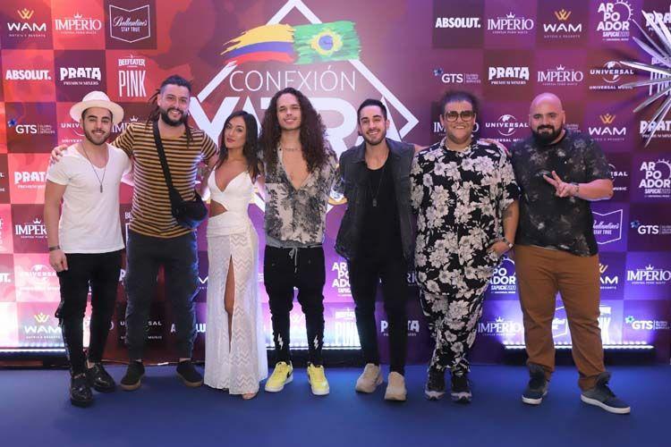 Festa da gravadora reúne dezenas de artistas