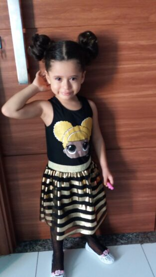 BABY DOL: veja a galeria de fotos doDia das Crianças