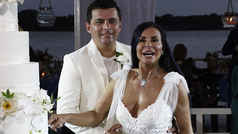 Veja as fotos do casamento de Gretchen e Esdras em Belém