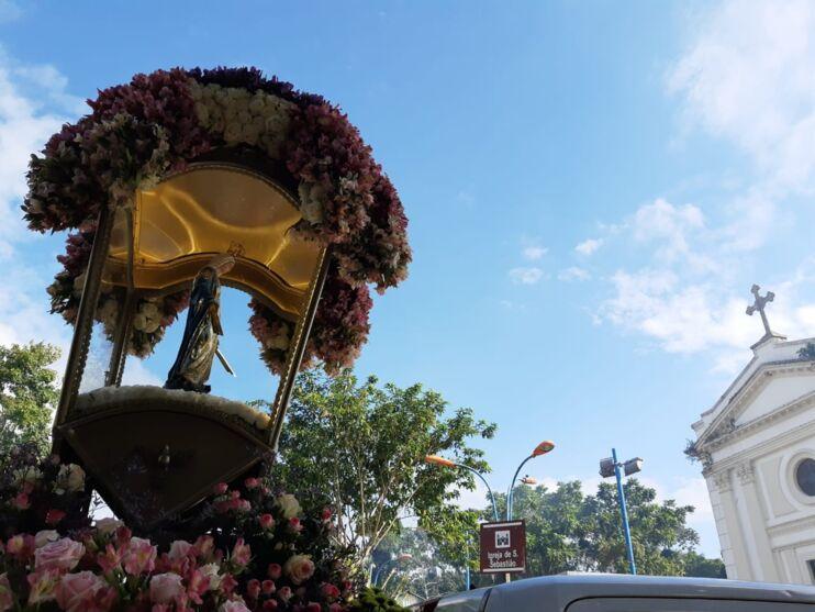 Nossa Senhora das Graças é homenageada no 68º Círio de Icoaraci