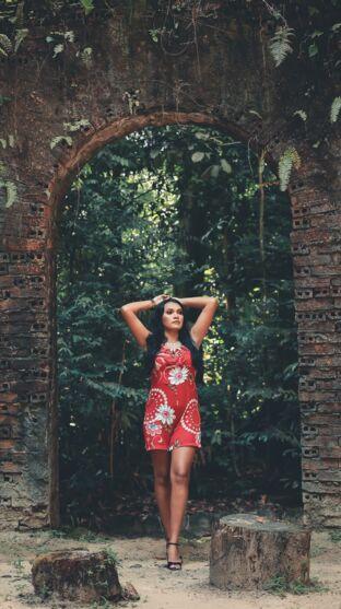 DOL Delas: ensaio fotográfico da internauta Thais Neves