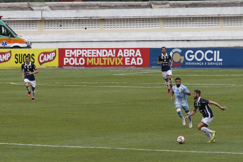 Remo e Londrina na Série B: veja galeria de fotos do jogo decisivo
