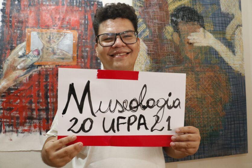 Veja a festa dos aprovados com o listão da UFPA