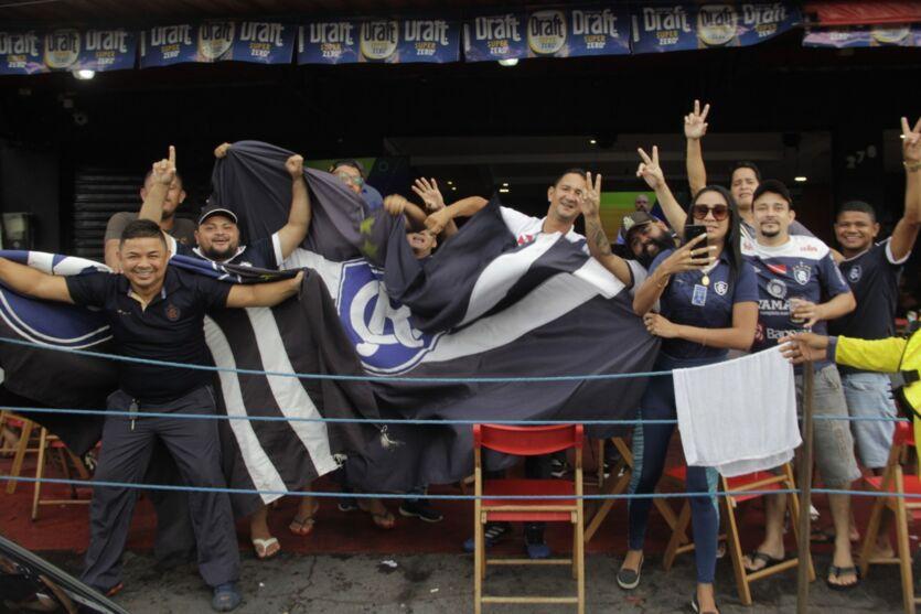 Torcida faz festa, mas Remo perde título da Copa Verde