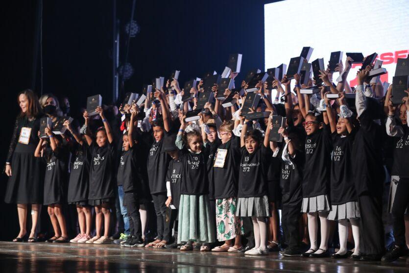 As fotos da celebração dos 110 anos da Assembleia de Deus